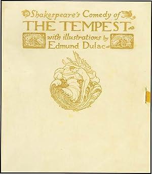 TEMPEST: SHAKESPEARE,WILLIAM