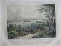 Itineraire pittoresque du Fleuve Hudson et des: Milbert, Jacques Gerard