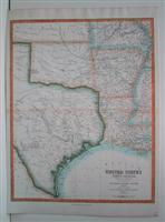 United States North America, according to Calvin Smith & Tanner By G.H. Swanston, Ednin.r, The ...