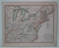 Der Nordliche Theil der Vereinigten Staaten von Nord America Neue Bearbeitung von Ad.St. 1832: ...