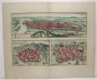 Rotomagvs, vulgo Roan, Nor Mandjae Metropolis / Nemavsus Njsmes Civitas Nar Bonensis Galliae ...