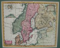 Sweden. Denmark. Norway. and Finland: Jefferys, Thomas