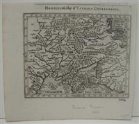 Hondivs his Map of Tavrica Chersonesvs.: Purchas, Samuel