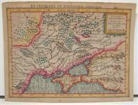 Tavrica Chersones vs Nostra aetate Przecopsca et Gazara dicitur: Mercator, Gerard - Hondius, ...