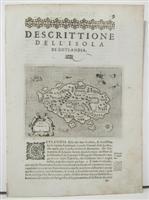 Descrittione Dell' Isola Di Gotlandia.: Porcacchi, Thomaso