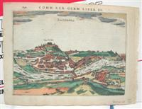 Saltzburg: Bertius, Petrus
