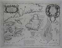Canada orientale nell' America Settentrionale: Coronelli, Vicenzo Maria