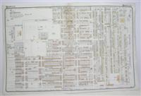 Atlas City of Toronto Plate 113 [East York, Woodbine Ave & Danforth Ave]: Goad, Charles Edward