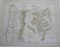 A diagram of Oregon: Survey General of Oregon