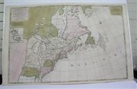 Carte Nouvelle De L\\\\\\\'Amerique Angloise Contenant La: Pierre Mortier ;