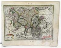 Asia: Joannis Janssonius