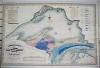 Geological Map of the Lake Superior Land District in the State of Michigan: J.W. Foster, J.D. ...
