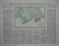 Carte Geographique, Statistique et Historique des Possessions Anglais: Buchon, Jean Alexandre C.
