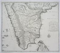 Nieuwe Kaart van Choromandel ende Malabar.: Francois Valentijn