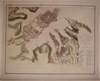 Plan du Port et des Fortifications De La Valette: W.H. Smyth