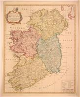 A Map of the Kingdom of Ireland: R.W. Seale