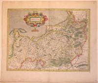 Prussia: Hondius; Mercator