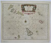 Insulae de Cabo Verde Olim Hesperides Sive Gorgades: Jansonius