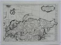 Carte Pour les Boyages de Rubruquis, Marco Polo, Jen-Kin-Son? / Kaart voor de Reizen van ...