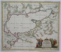 Nova Mappa Geographica vel de Zabache et Paludis Maeotidis: Seutter