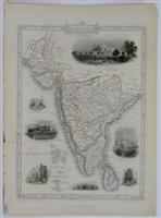 Southern India: J. Rapkin