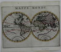 Mappe Monde: Vander Aa