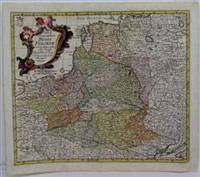 Tabula Geographica Regni Poloniae: Leonhard Euler