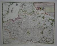 Les Etats de la Couronne de Pologne sous les quels sont compris la Grand et la Petite Pologne. . .:...