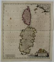 Insularum Sardiniae et Corsicae: de Wit