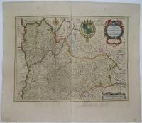 Nova et accurata Descriptio Delphinatus vulgo Dauphine.: Jansonius