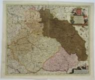 Regnum Bohemia eique Annexae Provinciae, ut Ducatus Silesia. . .: F. de Wit