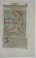 Regn Neapolit Mare Mediterraneum; Apulia Unnd Neapolis/: Munster, Sebastian