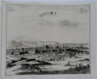 Astrakan ville capitale du Royaume du meme: Adam Olearius; Vander