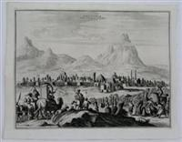 Soltanie Ville de la Perse en Aribie: Adam Olearius; Vander