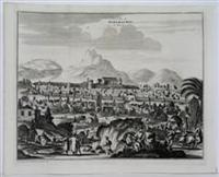 La Ville de Schamachie en Perse: Adam Olearius; Vander