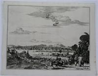 La Grande & Belle Ville de Kaschan,: Adam Olearius, Vander