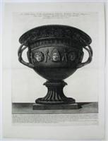 Al Nobile Uomo il Sig. Giambattista Collicola (Vaso antico di Basalte ritrovato in piu): G.B. ...