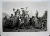 Fete a la Madone de L'Arc: Leopold Robert