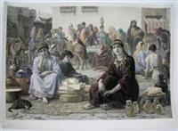 An Arab Bazaar: Edwin Long