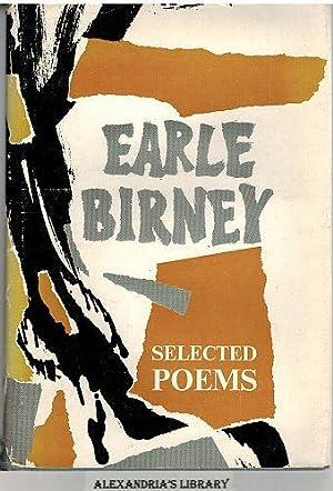 Selected Poems 1940-1966 - Earle Birney: Birney, Earle