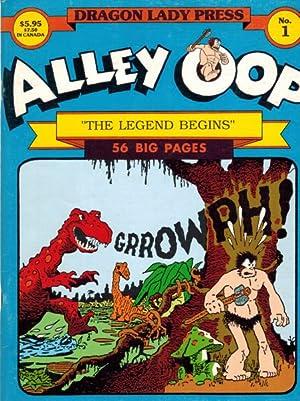Alley Oop Nos. 1, 2 & 3: V.T. Hamlin