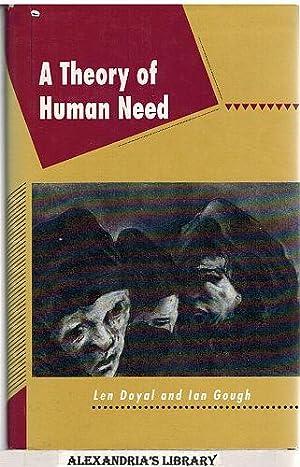 A Theory of Human Need: Doyal, Len; Gough,