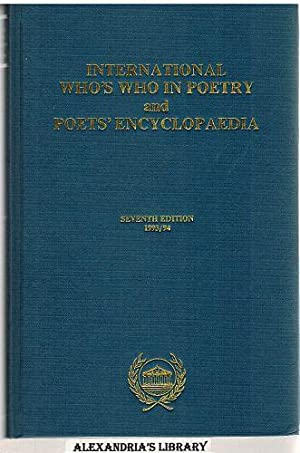 International Who's Who in Poetry and Poet's: Shields, M.J.