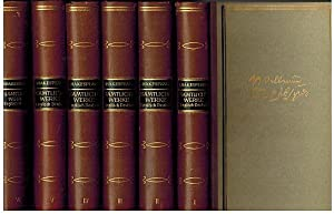 Shakespeare's Works/Shakespeare Sämtliche Werke - 6 Vols.: William Shakespeare; L.L....