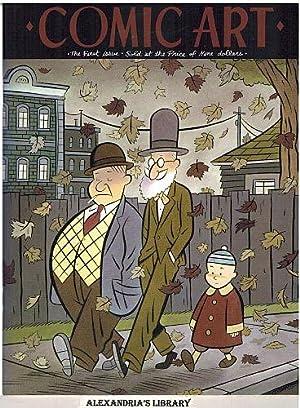 Comic Art Magazine - Vol. 1, No. 1, Fall 2002: M. Todd Hignite; Daniel Zimmer; Sara Rowe Hignite