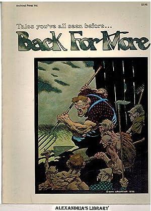 Back for More: Wrightson, Berni; Wiener, Robert K.