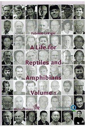 A Life for Reptiles and Amphibians, Volume 1: Li Vigni, Fabrizio