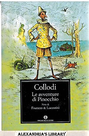 Le avventure di Pinocchio.: Collodi, Carlo