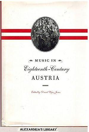 Music in Eighteenth-Century Austria: David Wyn Jones