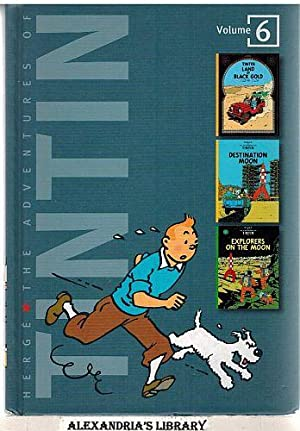 The Adventures of Tintin Volume 6 -Land: Hergé